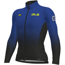 Alé Cycling PRS Dots DWR Longsleeve Jersey Men black-blue light